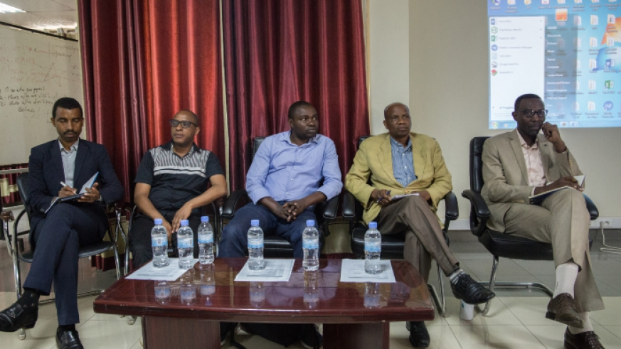 Panelists during the Q_A session at the 3rd Chemistry workshop_ Dan Nsengiyumva.jpg