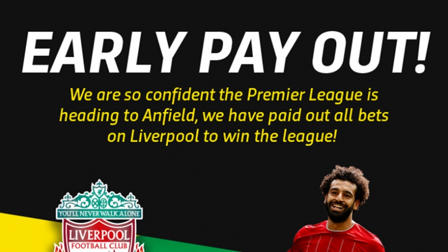 Liverpool Players Set for Handy Bonus Should They Win the Premier League