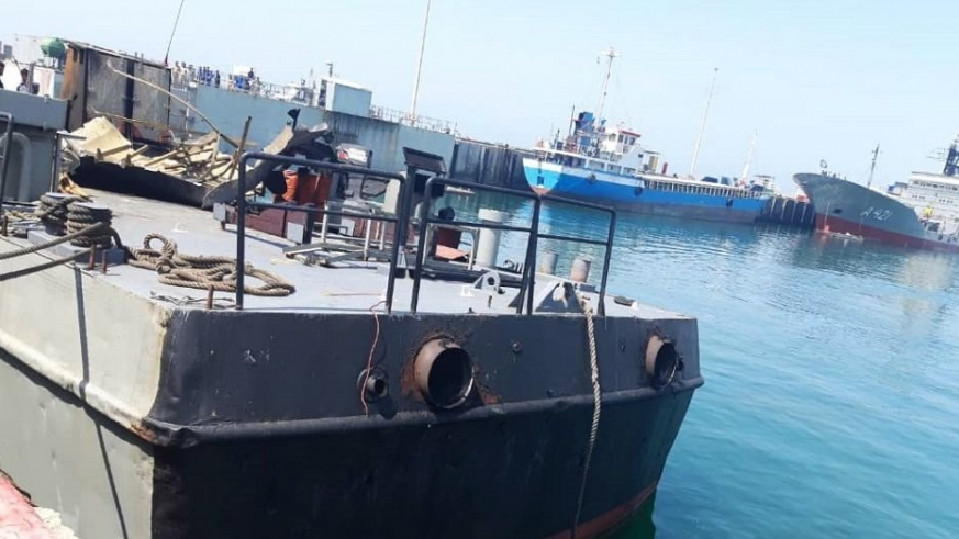 One dead, several injured in Iranian naval accident