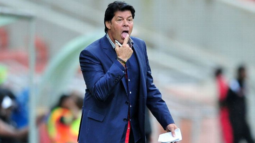 Eymael: Tanzania FA to report ex-Rayon Coach to Fifa for racist ...