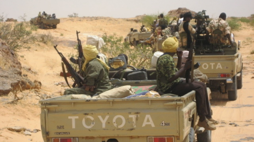 Sudan rebels agree key peace deal